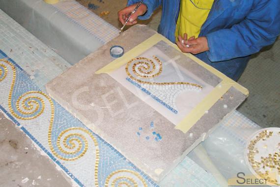 мозаика рисунка