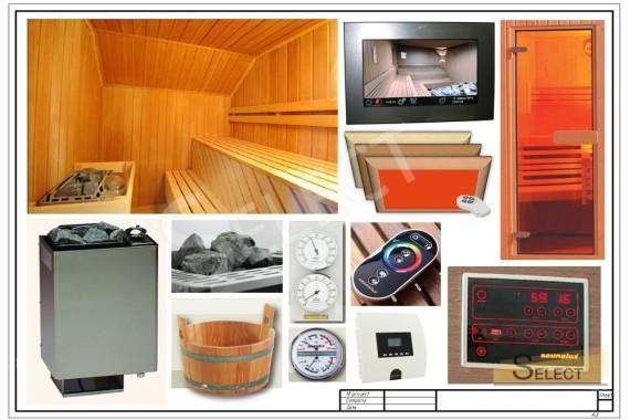 Декор и комплектация Освещение – Prearo, Burlington Bathrooms, Louis Poulsen Велнес зона в загородном коттедже